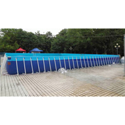 metal frame pools
