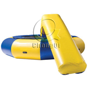 inflatable water trampoline combo