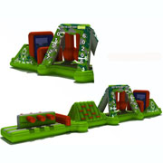 inflatable water obstacle course for sale