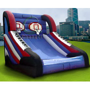inflatable athletics games