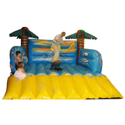 indoor inflatable sport games