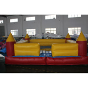 inflatable red bull inflatable mechanical bull