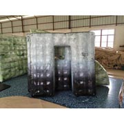 coleman paintball bunkers