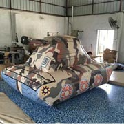 used paintball bunkers