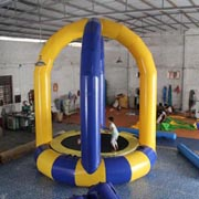 Inflatable Bungee Trampoline inflatable Trampoline