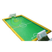 inflatable football game