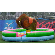inflatable mechanical game