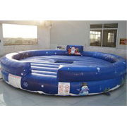 Cheap inflatable bull ride game