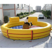 2014 inflatable bull ride game
