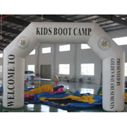 inflatable expo arch