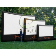 inflatable outdoor movie screens
