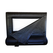 inflatable screens for sale
