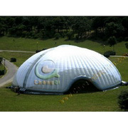 dome inflatable tents