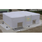 house shape inflatable party tent