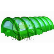 hot inflatable sport tent