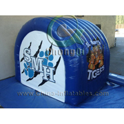camping inflatable clear tent