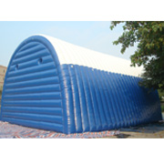 giant inflatable storage tent