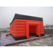 inflatable cubes tent square tent