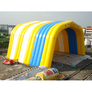 giant inflatable lawn tent