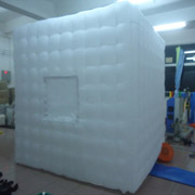 Inflatable Photo booth lighting cube tent