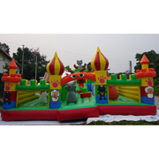 outdoor inflatables amusement park