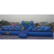 inflatable kids amusement park