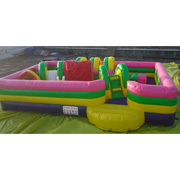 inflatable amusement park for sale