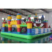 Mickey Clubhouse inflatable amusement park