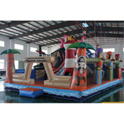 inflatable carnival amusement park