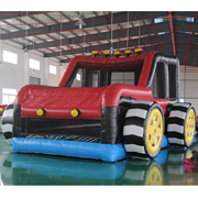 inflatable fashion bouncer Car