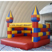 inflatable bouncer simple jumping castles