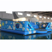 inflatable fun bouncer