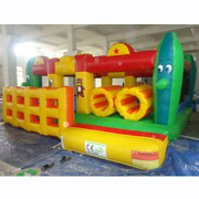 new design inflatable bouncer