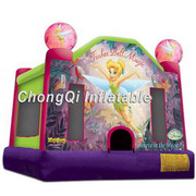 inflatable Tinkerbell castles princess