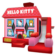 bouncy castle for sale Hello Kitty