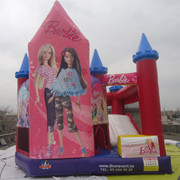 inflatable Tinkerbell castles for sale
