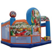 Looney Tunes combo inflatable castle