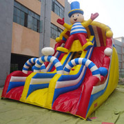 inflatable slides for kids