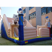 inflatable new design slides