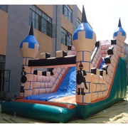 newest inflatable slides