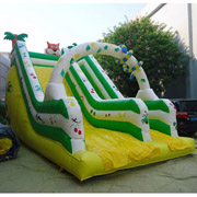 jungle inflatable slip and slide for sale