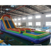big bouncers inflatable slides