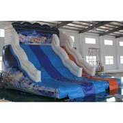 hot sales inflatable slides for rent