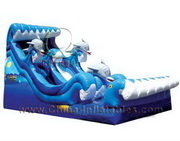 2013 inflatable water pool slide ,hot selling inflatable water slides,hot sale plastic water slide