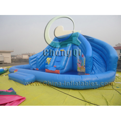 Inflatable Water Slide No Cqws327 For Sale Factory Price Cheap Inflatable Toys